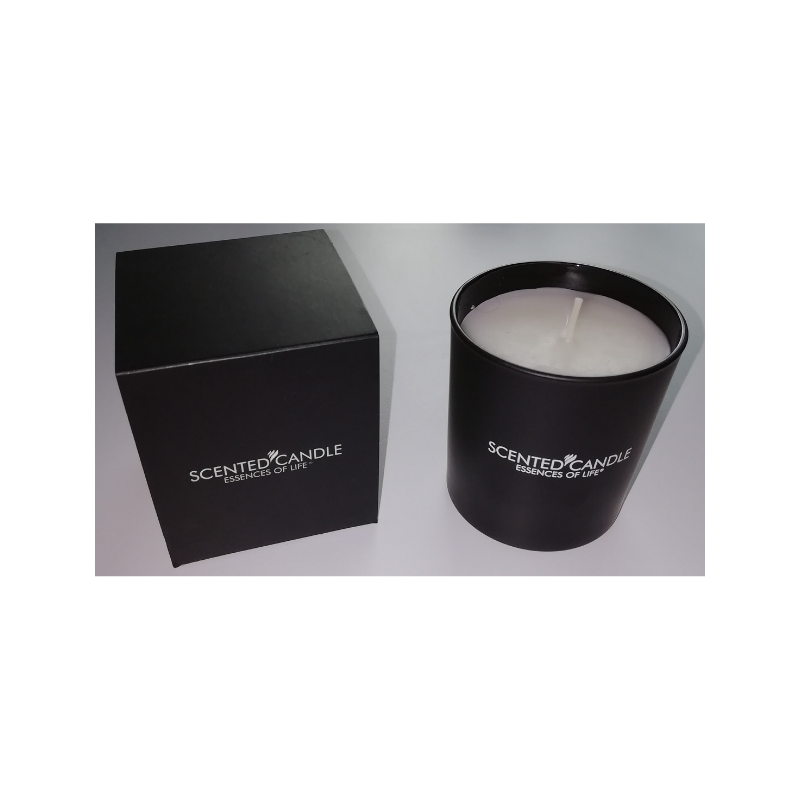 Scented Candle Black Satine 185g